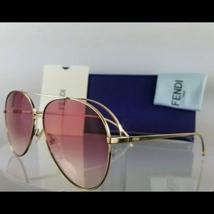 Fendi Accessories - Brand New Authentic Fendi Ff 0286/S Sunglasses